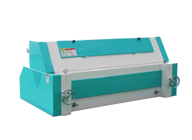 Crumbler machine used for crushing big pellet into small pellet