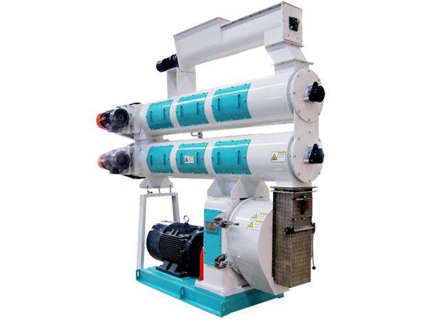 High grade feed pellet mill