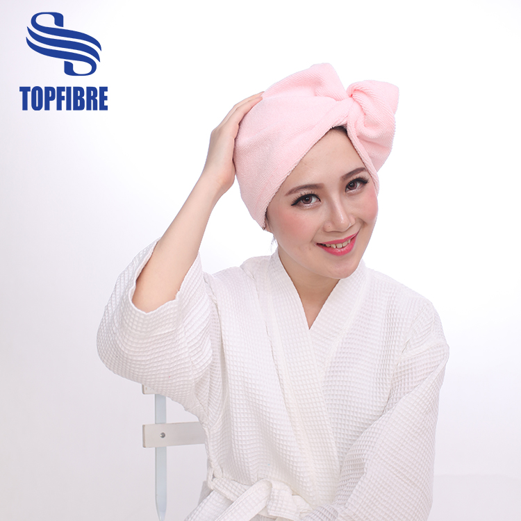 Bath Cap shower cap waterproof logo shower cap for sale