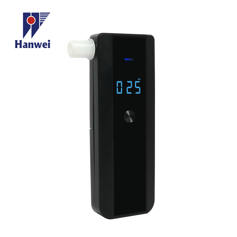 AT188 Smart Fuel Cell Sensor Type and LCD Diaplay digital Alcohol Tester