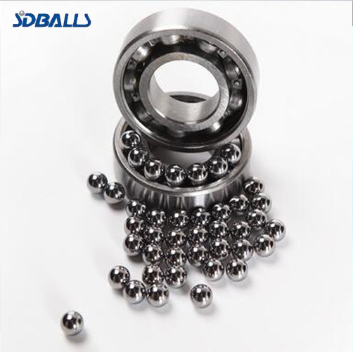 G10-G100 high precision aisi52100 chrome steel bearing ball for bearing for sale