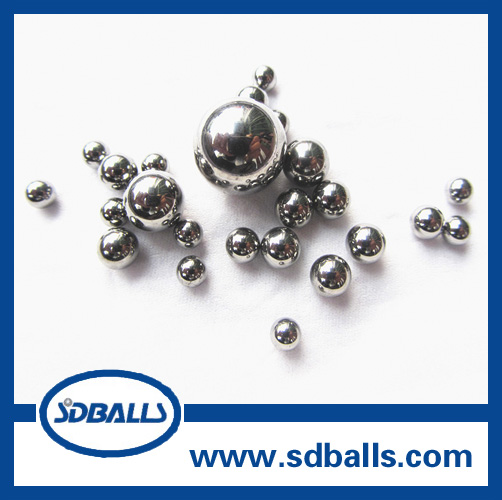 G60-G1000 AISI 52100 Chrome Steel Ball Valve Bearing Ball for sale