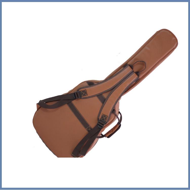 2017 guitar bag leather Guitar bag in instrument bags & cases
