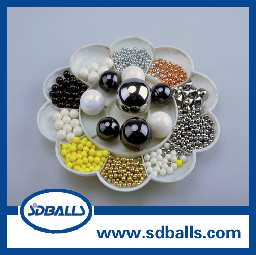 6.35mm bearing used G10 Chrome steel ball for sale