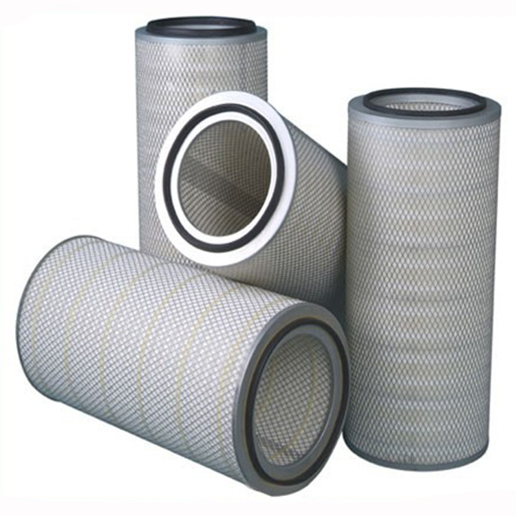Dust Collector High Flow Filter Cellulose Air Filter Cartridge sale