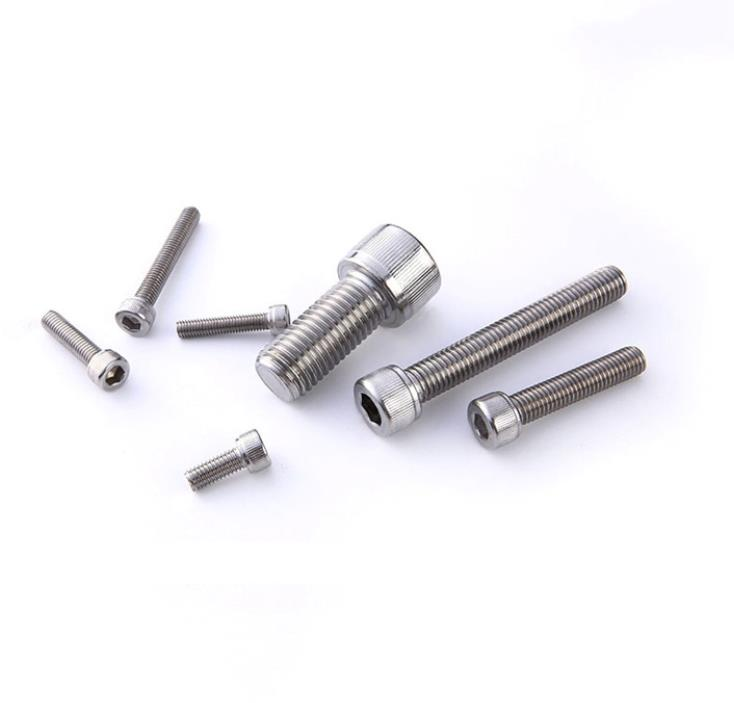 sale Made in china ASME stainless steel A2 A4 hex socket head inch screw