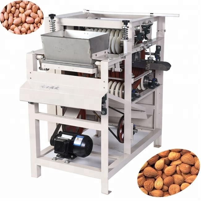 TZ Made in China mung bean walnut peeling machine price reasonable
