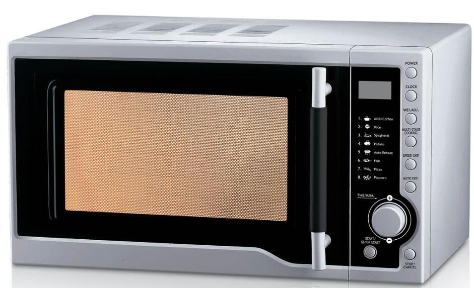 P90D23EL-A9 23L electronic digital control LED display microwave oven for home use