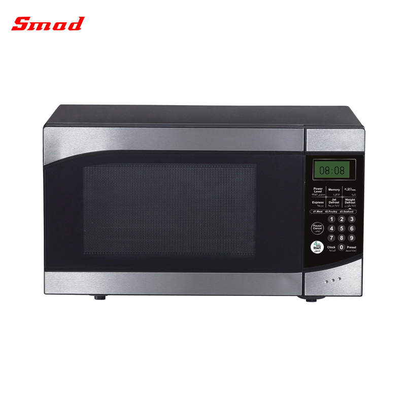 H7 23L-25L 110V 60Hz color option stainless steel microwave oven