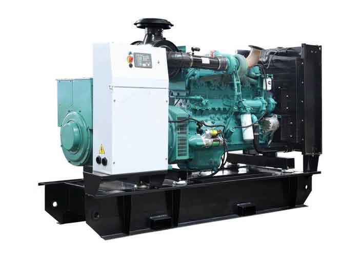 Diesel generator with Cummins engine