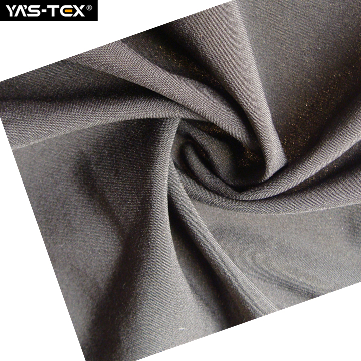 X5105 wholesale 4 way stretch micro bamboo fiber fabric for making underwear