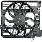 12v/24v Car electronic condenser fan