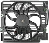 12v/24v Car electronic condenser fan