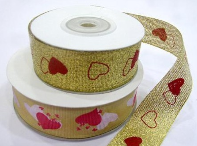 S007 Polyester narrow multi color Satin Ribbons