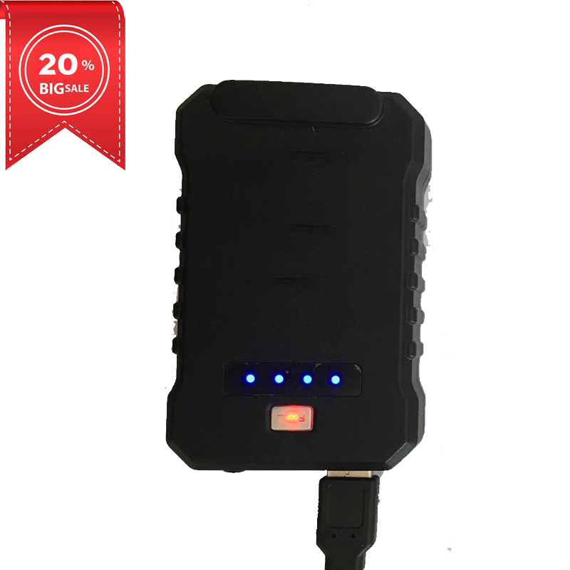Portable 8000mAh Li-ion Battery rechargeable power bank