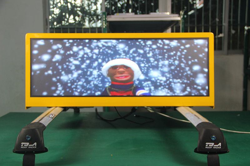 P2.5mm Taxi Top LED Display