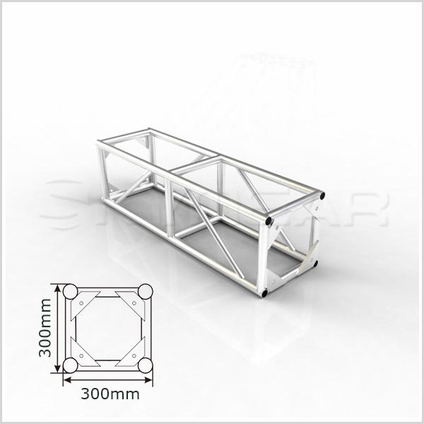 BPT1-300-Box Plated Truss Type I-300x300mm