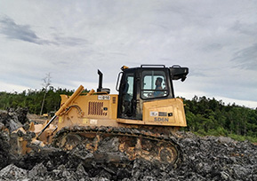 bulldozer SD7N