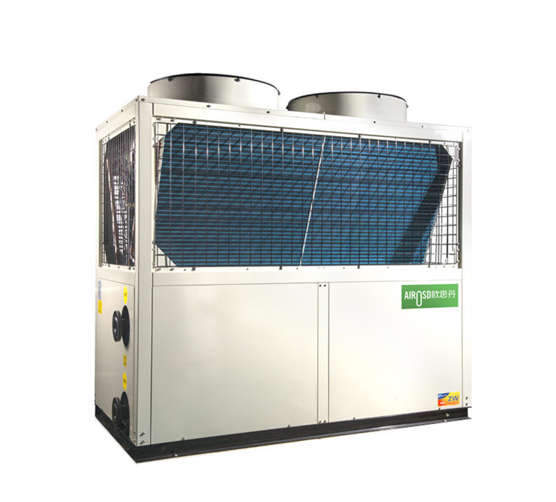 FXK-084UII 84kw air source heating and cooling heat pump for solar