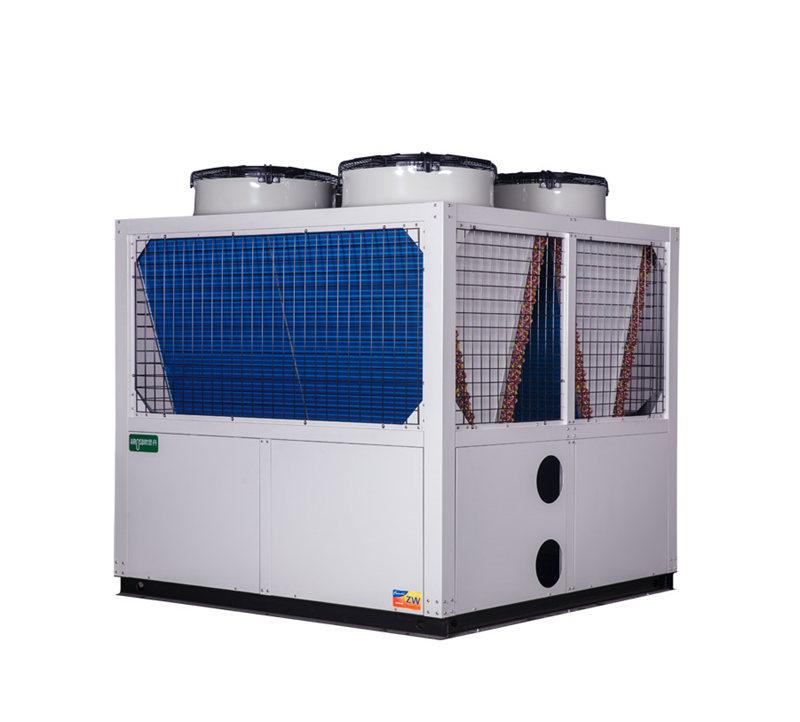 DKFXFC-150UCII 150kw EVI low temperature heating cooling heat pump