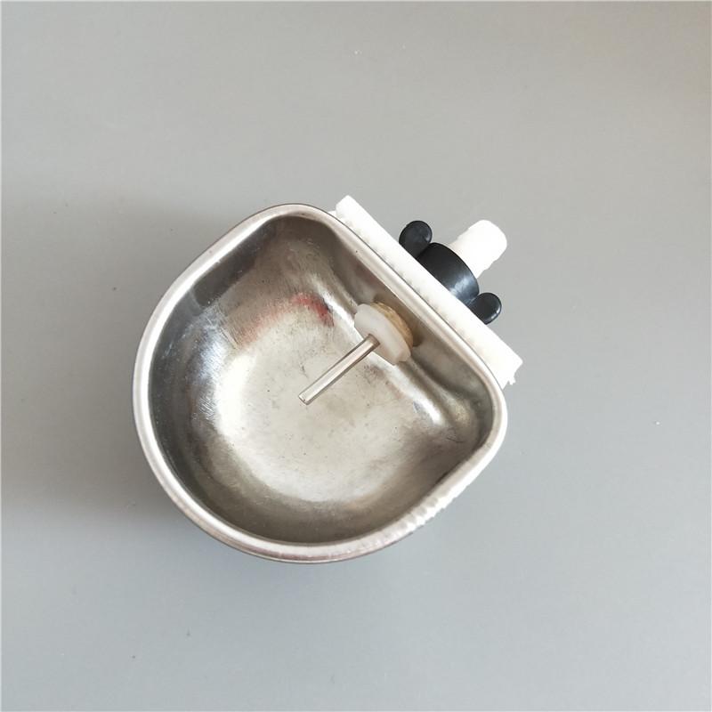 Stainless Steel Rabbit Nipple Drinker Bowl PH-72