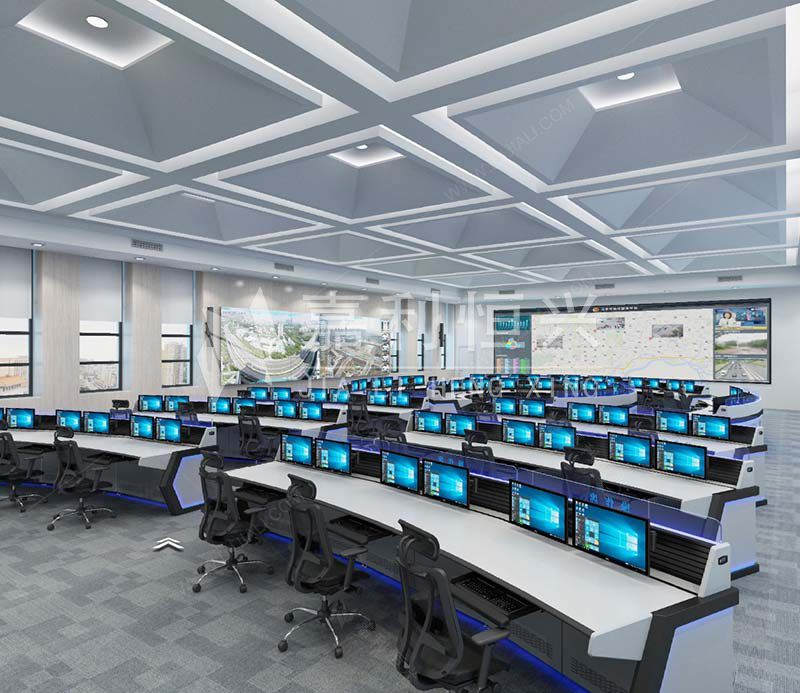 Design Broadcast Control Room Furniture JL-C05