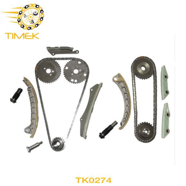 TK0274 Citroen Jumper Bus,Jumper Kasten,Pritsche Fahrgestell 3.0 HDI 2999cc Superior Quality Timing Chain Tensioner Kit Set