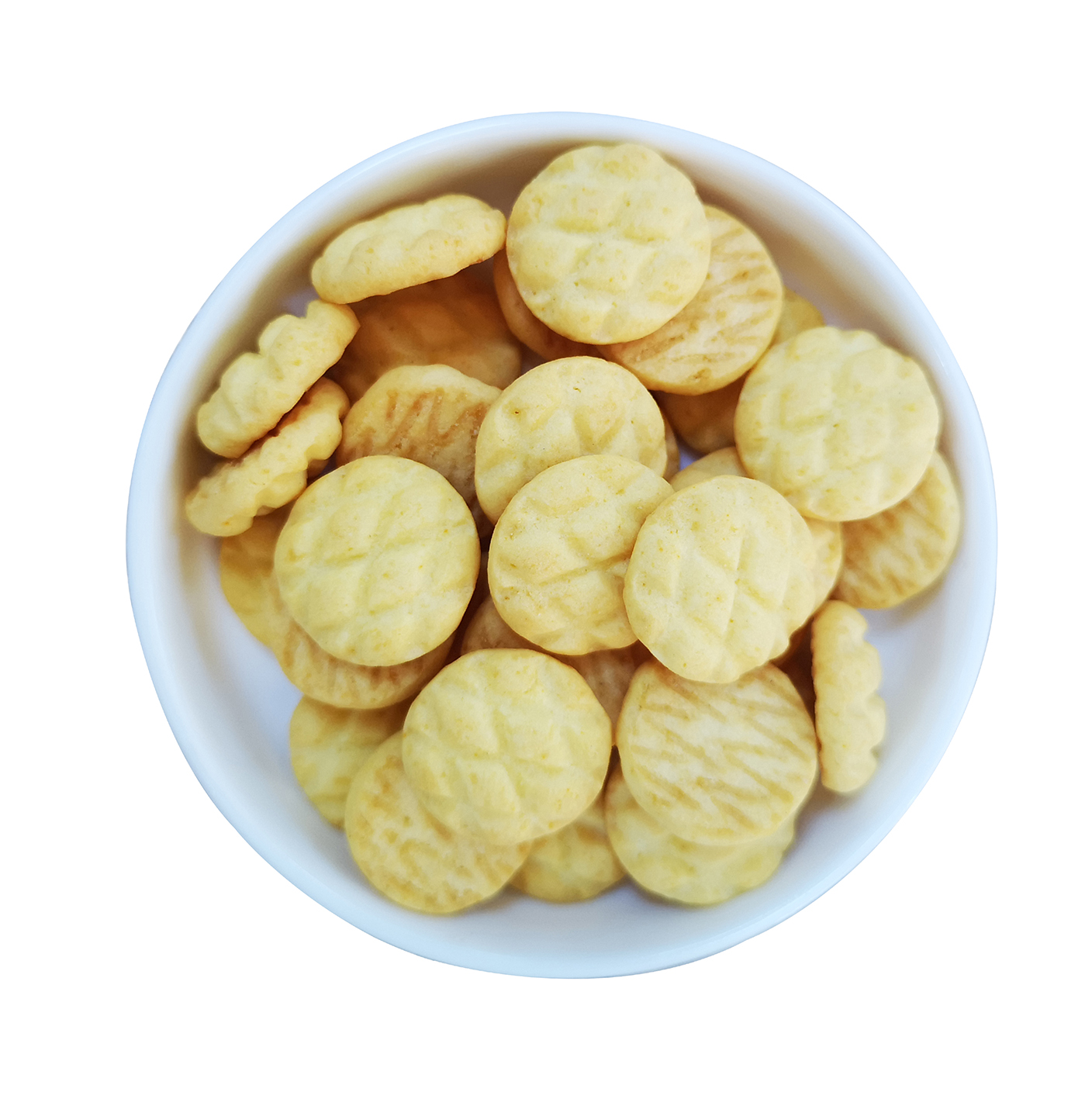 Small eggs Yolk flavored cookies biscuits, high quality,sincerely price