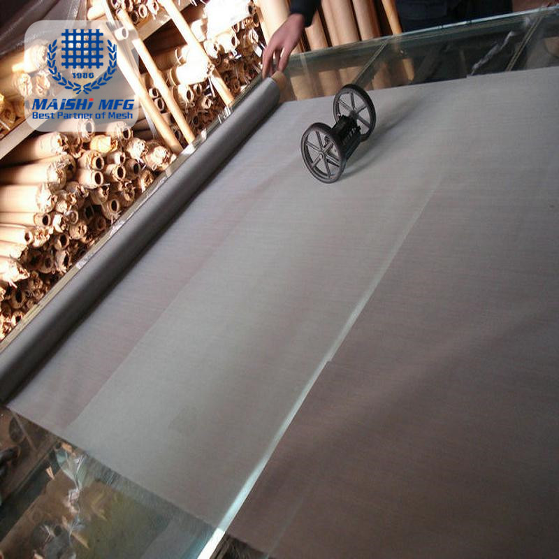 Stainless Steel water filter cloth