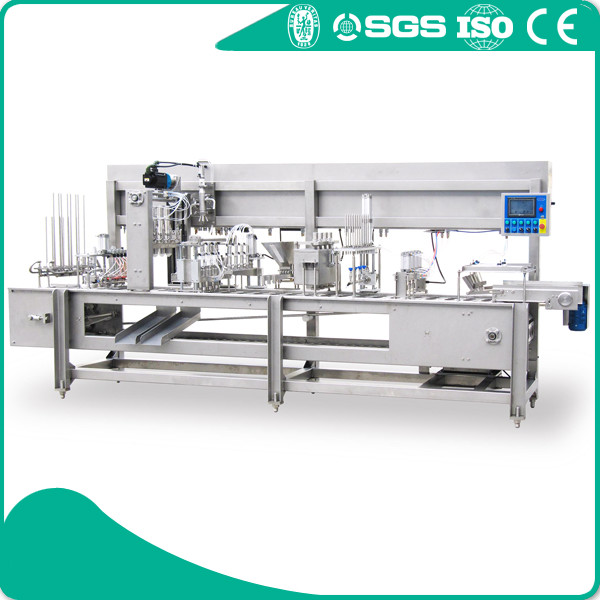 Ice Cream Cup/Cone Filling Machine for Sale