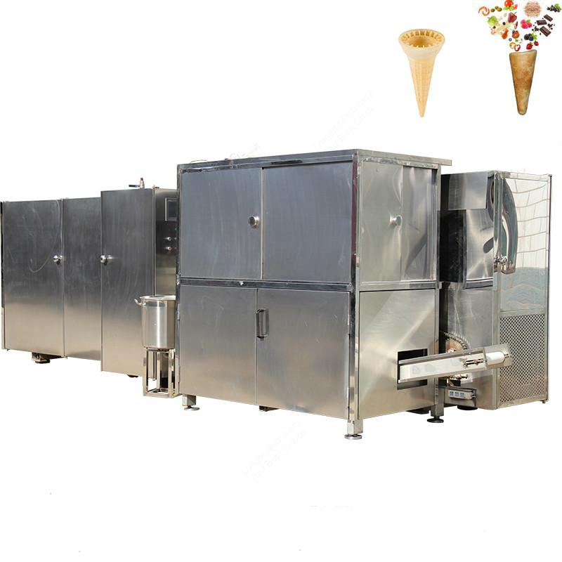 Full Automatic Sugar Cone Machinery