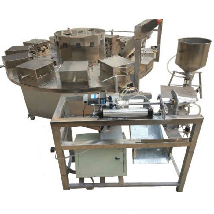 Semi Automatic Ice Cream Cone Machine for Sale