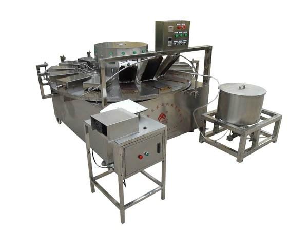 Semi-Automatic Sugar Ice Cream Cone Machine Manufacturer