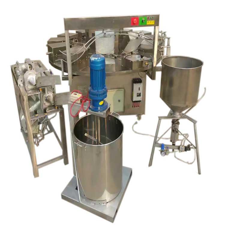 Semi-Automatic Ice Cream Sugar Cone Making Machine for sale