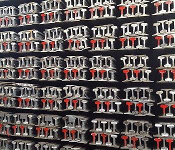 38Kg Heavy Steel Rail