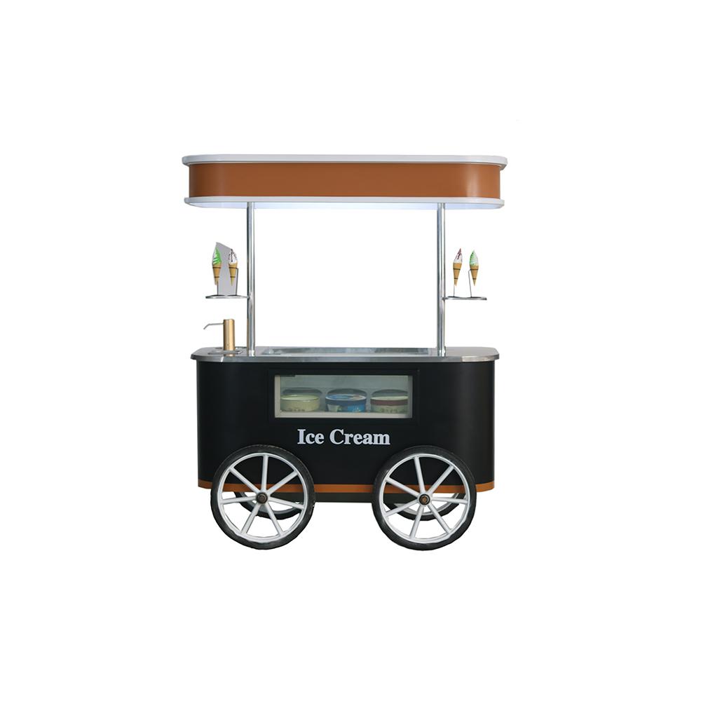 Yituo Mobile Ice Cream Push Cart