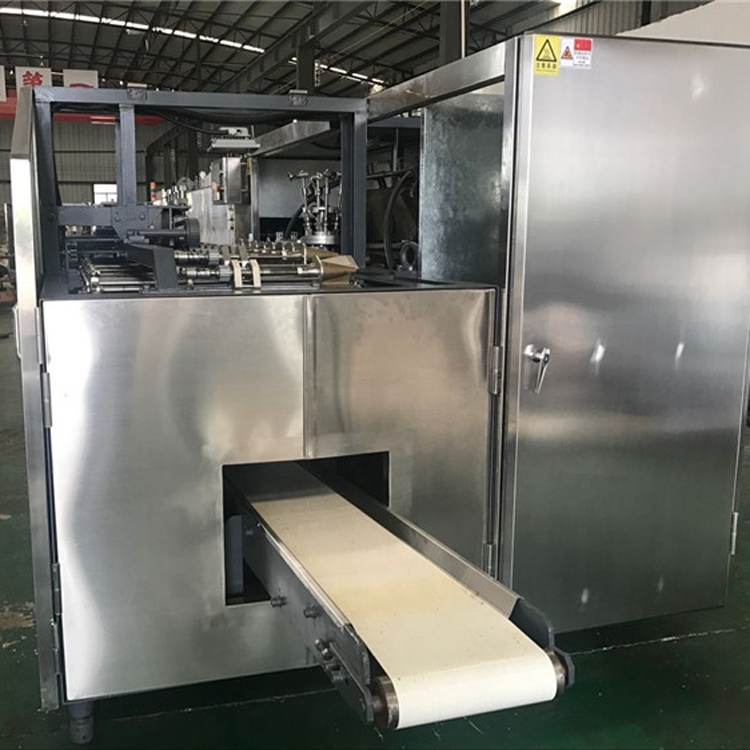 Fully Automatic Industrial Type Rolled Sugar Cone Machine for Sale