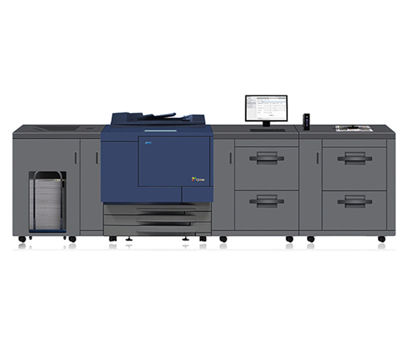 Label Printer, color offset printing machine