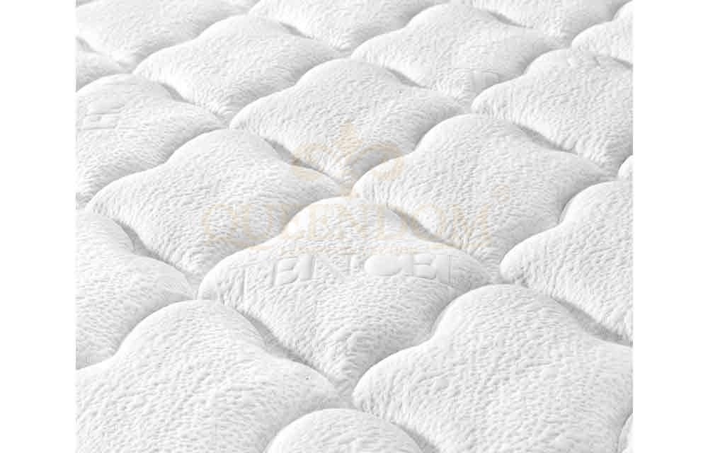 Sleep Innovations Instant Pillow Top,Tencel Knitted Fabric Cover,All Sizes Alternative