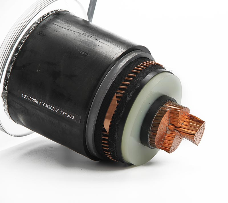 220 KV XLPE Insulated Power Cable