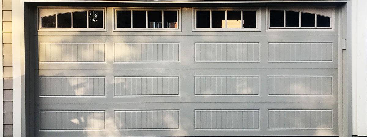 Steel Insulated Garage Door