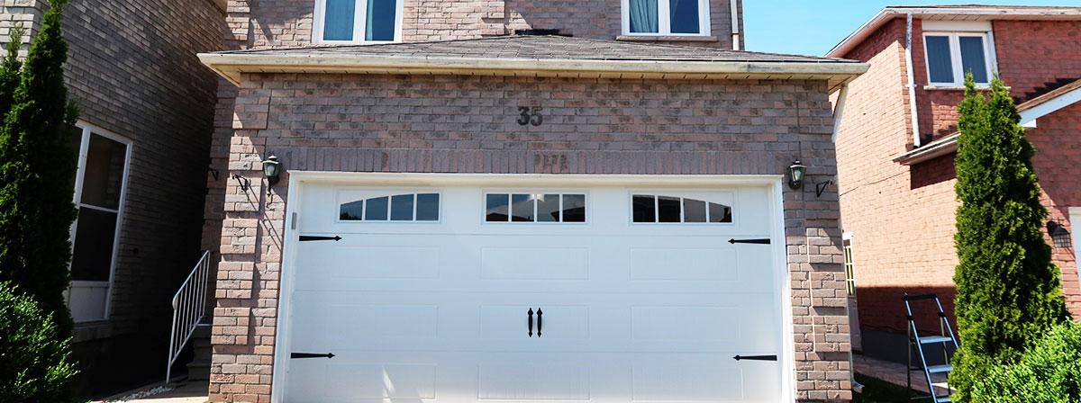 Steel Insulated Door Manufacturer Toronto