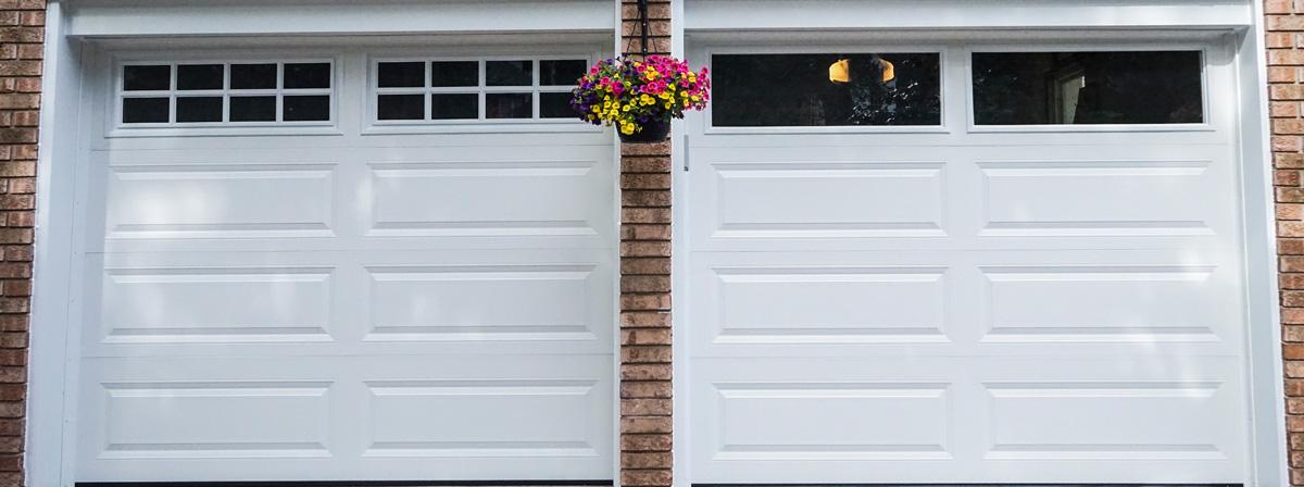 Steel Insulated Garage Door Design