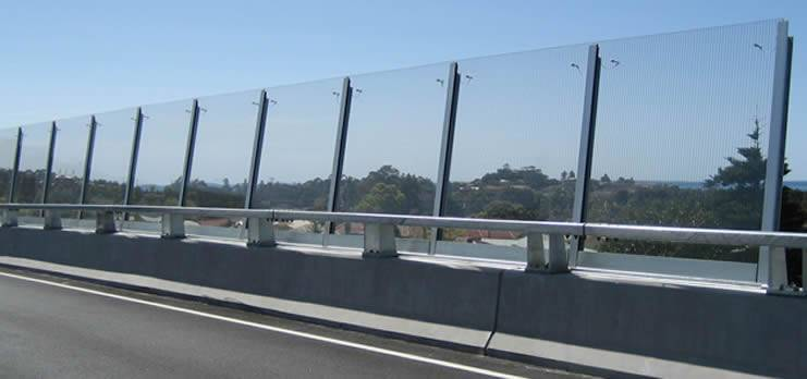 Transparent Sound Barrier Resolves Noise and Visual Pollution