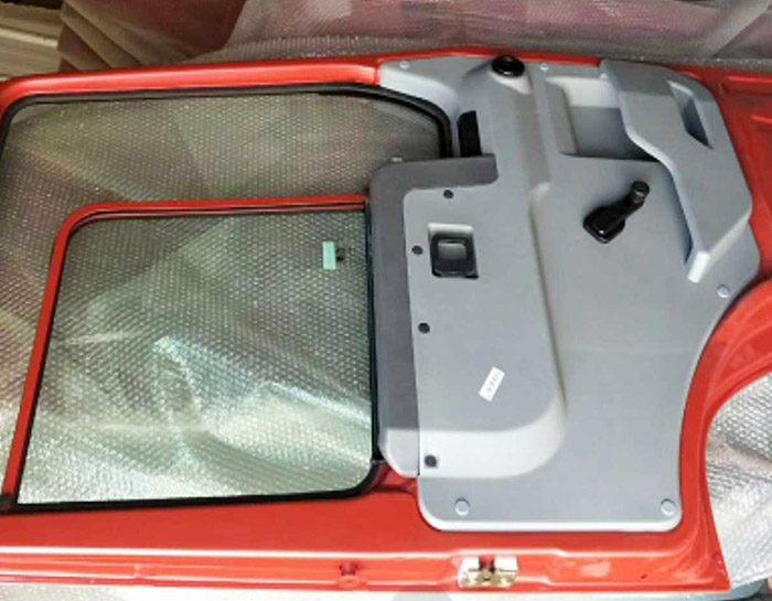 DOOR ASSEMBLY, Cab door assy, Truck Door, Howo Cab door assy