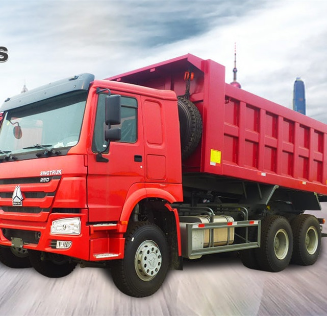 tractor truck, dump truck, concrete mixer truck, fuel tank truck, HEAVY TRUCK