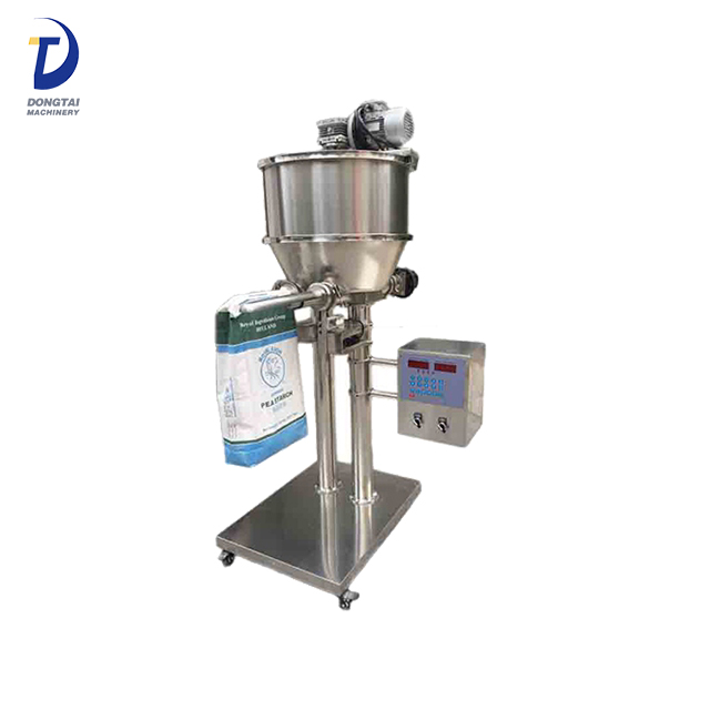 Automatic lube oil / engine oil bucket weighing filling machine