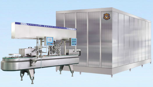SD Ice cream extruder machine