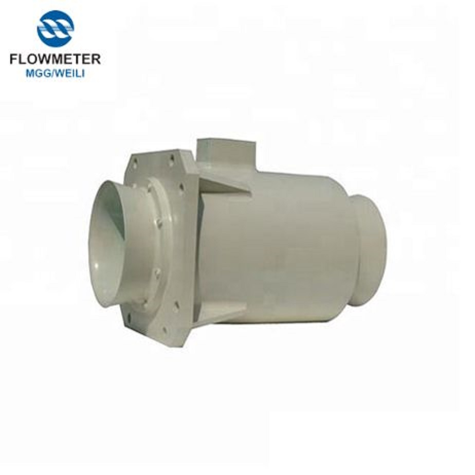 Sea river measuring waste water treatment diving open channel electromagnetic flowmeter