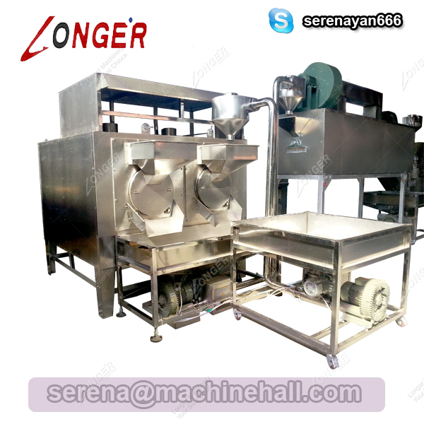 Fully Automatic Peanut Butter Making Machine Production Line Price